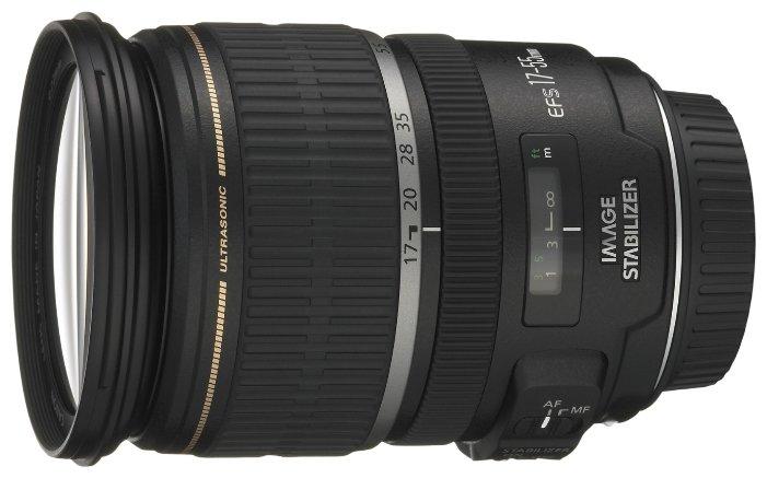 Объектив Canon EF-S 17-55mm f/2.8 IS USM фото 1