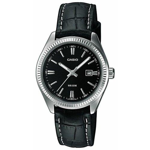 цена Наручные часы CASIO LTP-1302L-1A онлайн в 2017 году