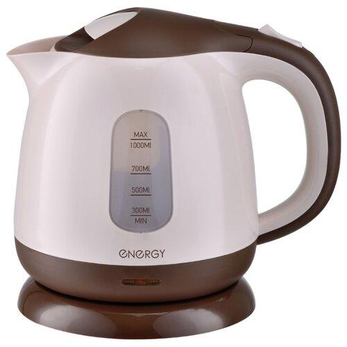 Фото - Чайник Energy E-275, коричневый чайник energy e 213 2016 white