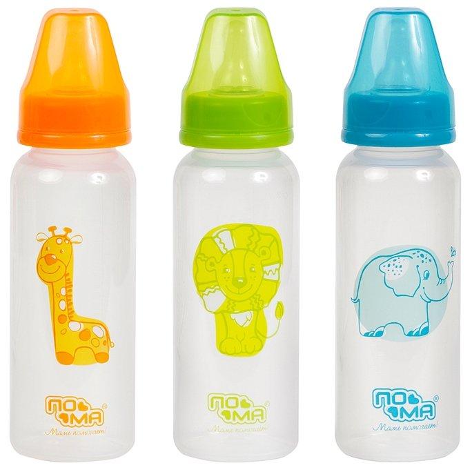 Какой объем бутылочки для новорожденных