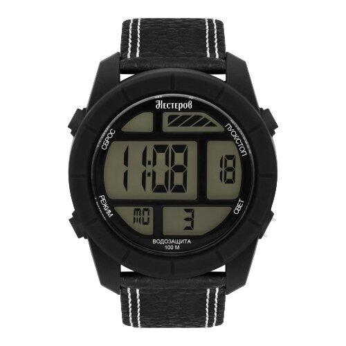 Фото - Наручные часы Нестеров H2578A38-0EA наручные часы нестеров h2467b82 45e