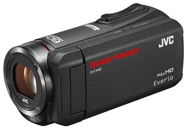 Сравнение с Видеокамера JVC Everio GZ-R315