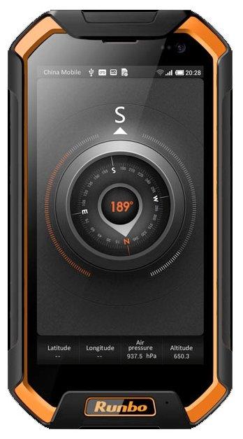 Смартфон Runbo F1 32GB