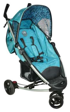 Прогулочная коляска Lider Kids S400