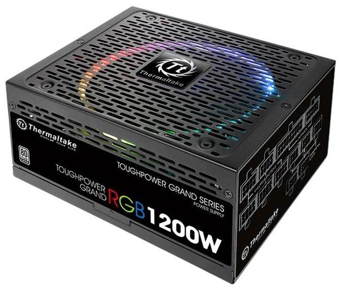 Thermaltake Блок питания Thermaltake Toughpower Grand RGB 1200W Platinum