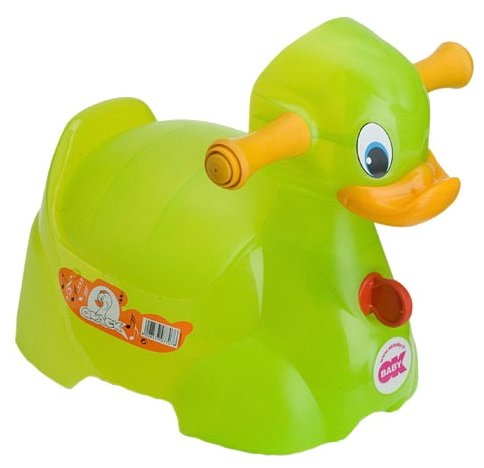 Baby Ok горшок Quack