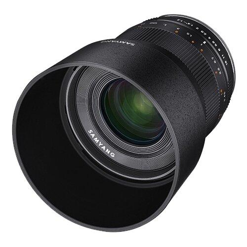 Фото - Объектив Samyang 35mm f/1.2 ED AS UMC CS Sony E объектив samyang 85mm f 1 8 ed umc cs fujifilm x