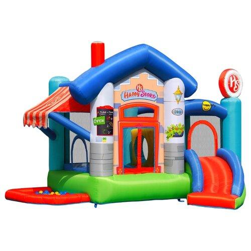 цена на Надувной комплекс Happy Hop Веселый магазинчик 9415