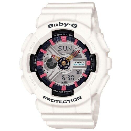 цена Наручные часы CASIO BA-110SN-7A онлайн в 2017 году
