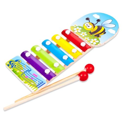 DoReMi ксилофон D-00042 пчелка
