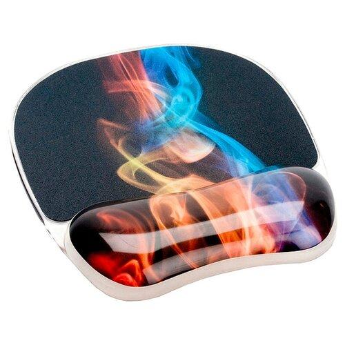 Коврик Fellowes RAINBOW SMOKE MOUSEPAD FS-92040 радужный дым