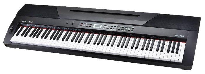 Цифровое пианино Medeli SP3000 — купить по выгодной цене на Яндекс.Маркете