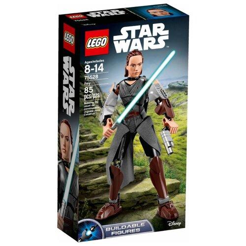 Купить Конструктор LEGO Star Wars 75528 Рей, Конструкторы
