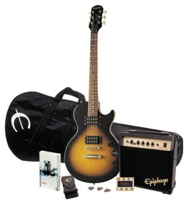 Электрогитара Epiphone Special II Electric Player Pack