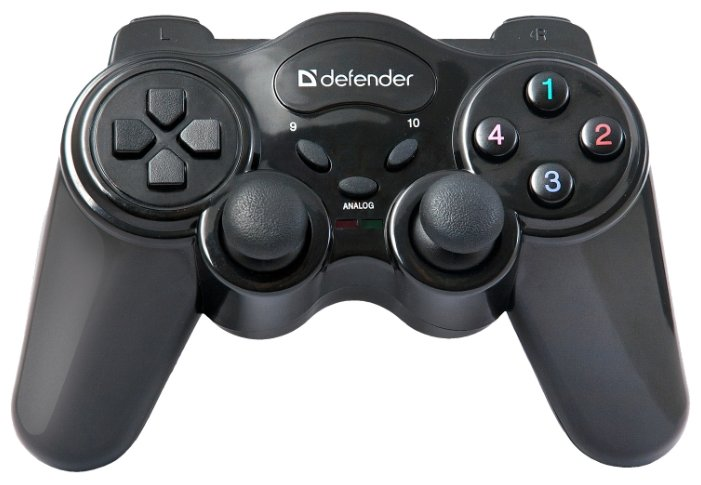defender Геймпад defender Game Master Wireless