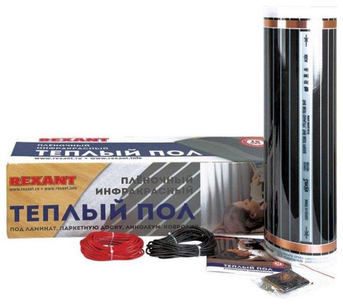 Электрический теплый пол REXANT RXM 220-0,5-1 220Вт