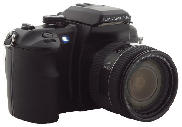Фотоаппарат Konica Minolta DYNAX 7D Body