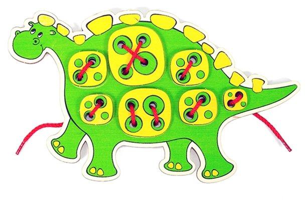 Шнуровка Woody Шнурозаврик-1 (0-1522)