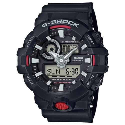 Наручные часы CASIO GA-700-1A casio casio ga 110ln 1a