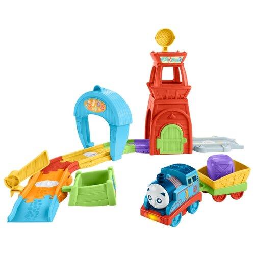 Купить Fisher-Price Стартовый набор Спасательная башня , серия My first Thomas, FKC82, Наборы, локомотивы, вагоны