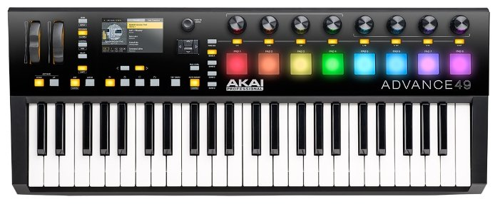 AKAI Professional Advance 49