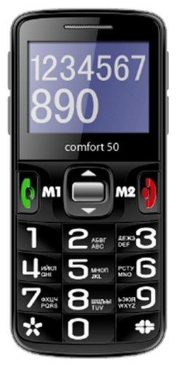 Sigma mobile Телефон Sigma mobile Comfort 50