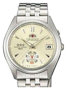 Мужские часы Orient EM5J00MC Мужские часы Swiss Military Hanowa 06-4226.04.009.04
