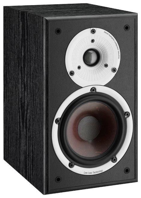 Полочная акустическая система DALI SPEKTOR 2, черный, пара