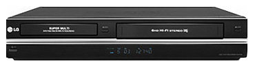 DVD/VHS-плеер LG DVR-799X
