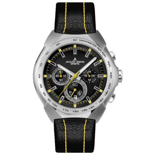 цена Наручные часы JACQUES LEMANS 1-1675E онлайн в 2017 году