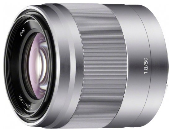 Объектив Sony 50mm f/1.8 OSS (SEL50F18B)