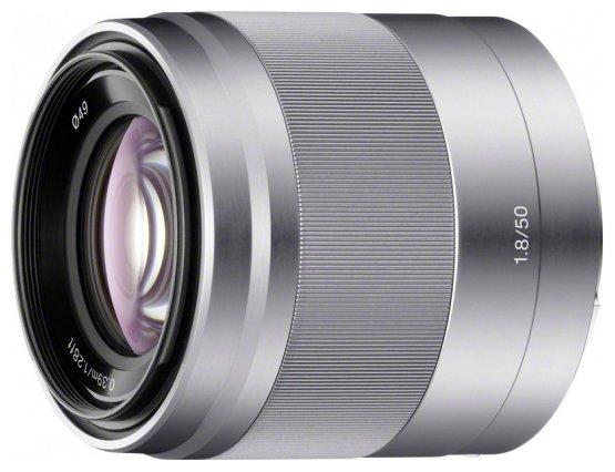 Sony Объектив Sony 50mm f/1.8 OSS (SEL-50F18)