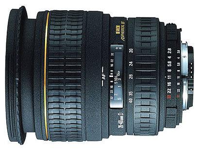 Sigma AF 20-40mm f/2.8 DG Nikon F