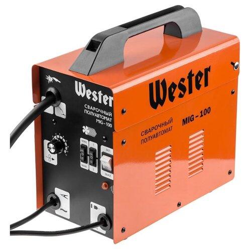 цена на Сварочный аппарат Wester MIG-100 (MIG/MAG)