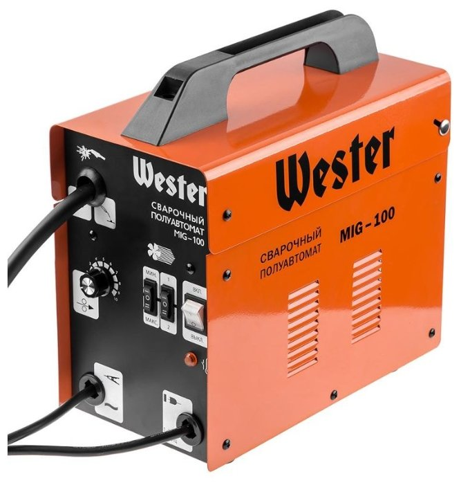 Сварочный аппарат Wester MIG-100