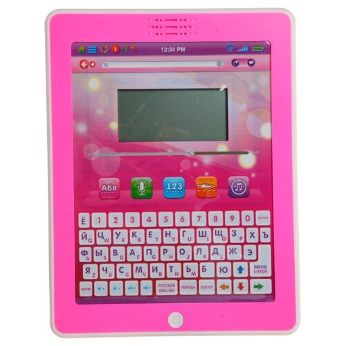 Фото - Планшет Joy Toy 7242 (7243) розовый планшет joy toy 7406