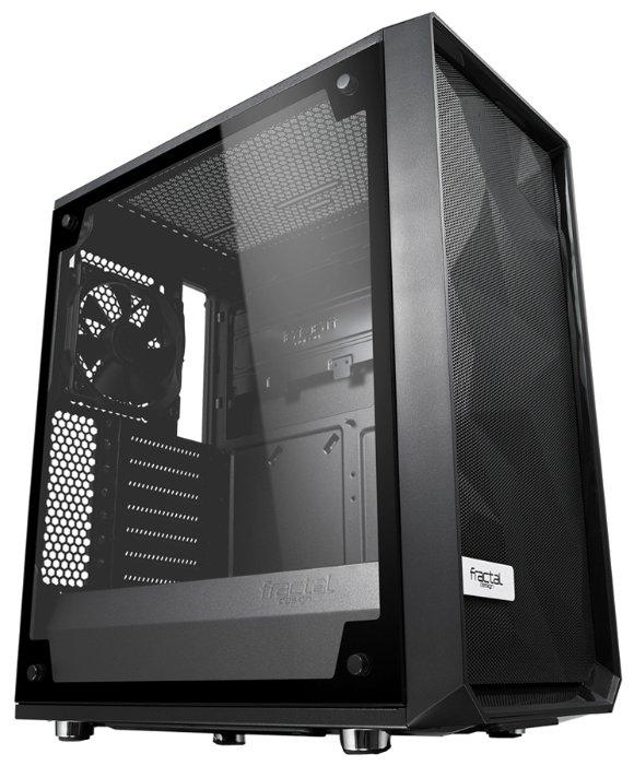 Компьютерный корпус Fractal Design Meshify C TGL Black