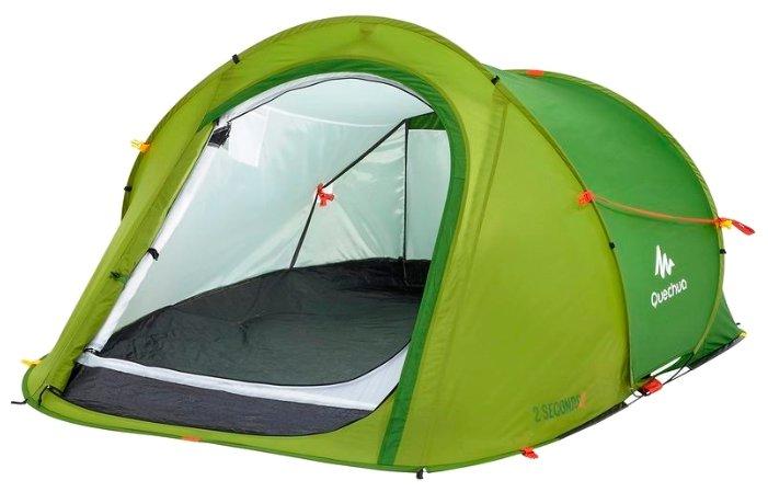 Палатка Quechua 2 Seconds 2 — купить по выгодной цене на Яндекс.Маркете