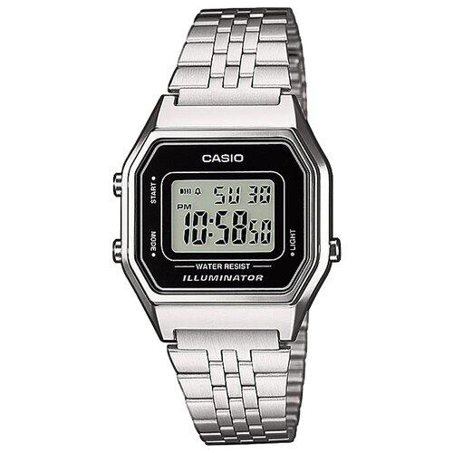 Наручные часы CASIO LA-680WEA-1E casio часы casio hs 80tw 1e коллекция digital