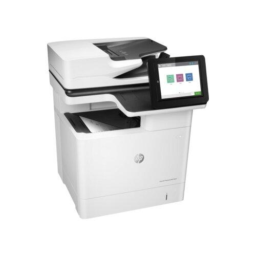 цена на МФУ HP LaserJet Enterprise M631dn белый/черный