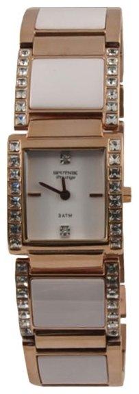 Наручные часы Спутник НЛ-1Д761/8 бел., бел.керам.