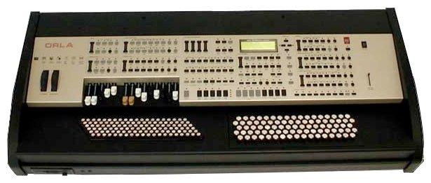 Цифровой аккордеон Orla CK 300