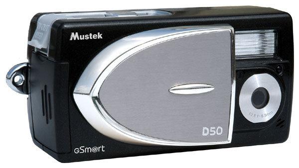 Фотоаппарат Mustek GSmart D50