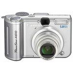 Фотоаппарат Canon PowerShot A610