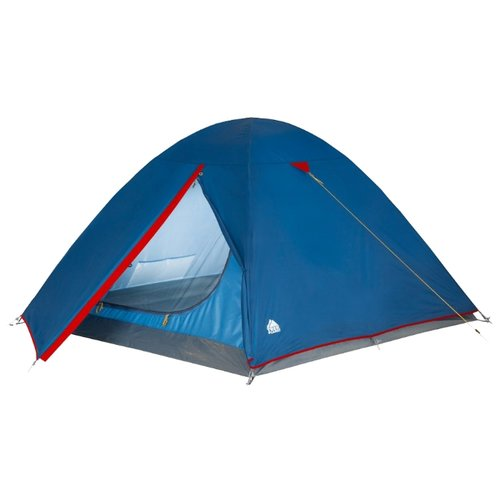 Палатка TREK PLANET Dallas 4 палатка trek planet dallas 2 синий красный