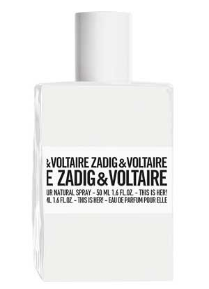 Парфюмерная вода ZADIG & VOLTAIRE This is Her
