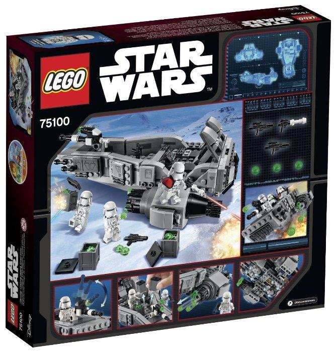 Лего звездные войны картинки новые наборы