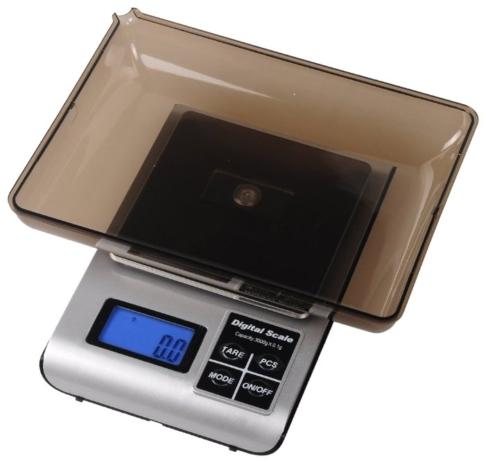 Кухонные весы Кроматек KM-3000
