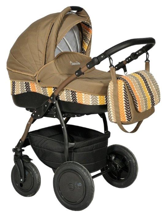 Универсальная коляска Indigo Camila (3 в 1)