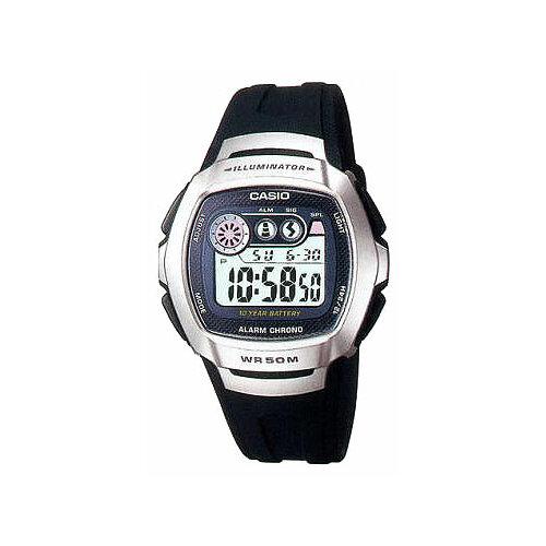 Наручные часы CASIO W-210-1A наручные часы casio w 217h 1a